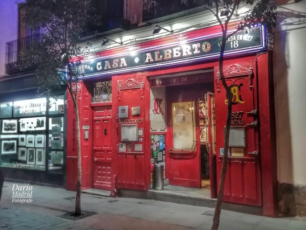 """""""CASA ALBERTO"""" Taberna Cervantina y excelencia en la cocina de la mano de Mario Pilar"""