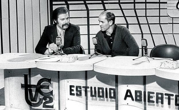 El famoso presentador de TVE habría fallecido a causa del amianto según una sentencia del Juzgado de los Social número 2 de Madrid